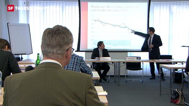 Eurokrise als Wachstumsbremse