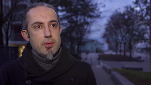Video «Talal Doukmak, wenn Sie die Möglichkeit hätten: Was würden Sie der Schweizer Regierung sagen?» abspielen