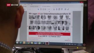 Video «FOKUS: Die Fehler der USR-Befürworter» abspielen