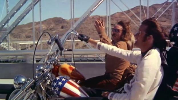 Video «Filmschatz: «Easy Rider»» abspielen