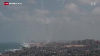 Video «Hamas lehnt Waffenstillstand ab» abspielen