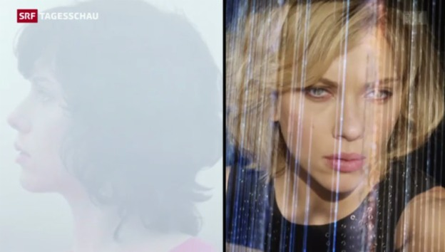Video «Doppelte Scarlett Johansson in Schweizer Kinos» abspielen