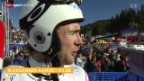 Video «Kilde siegt in Garmisch, Feuz auf dem Podest» abspielen