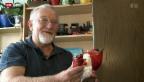 Video «Doktor der Gartenzwerge» abspielen
