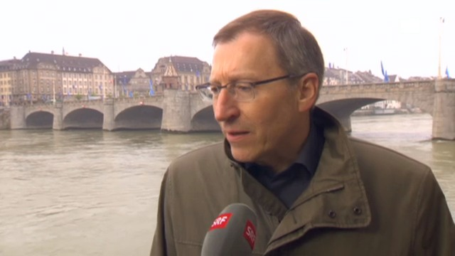 Hans Martin Tschudi, Alt Regierungsrat GL/DSP