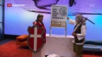 Video «Vollgeld-Initianten starten ihre Kampagne» abspielen