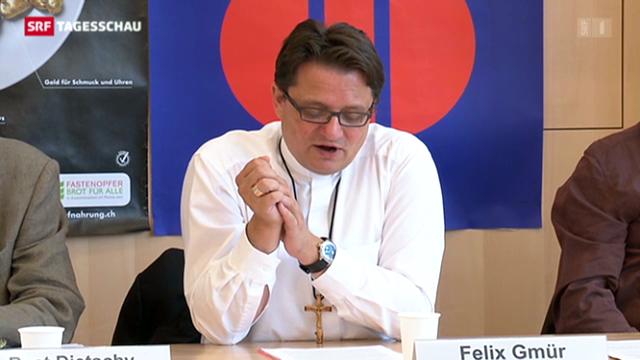 Bischof gegen Bergbauriese