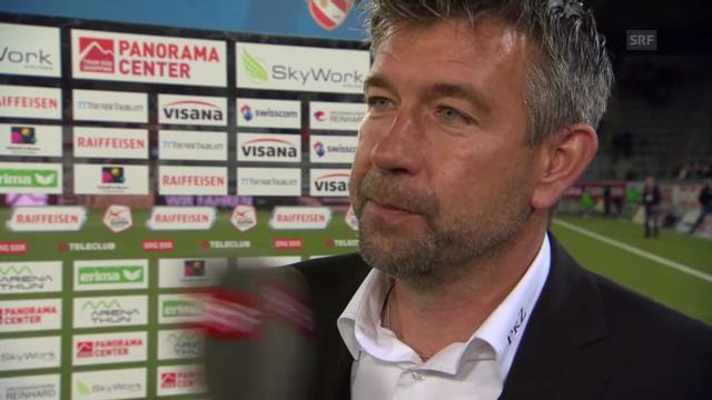 Interview mit Urs Fischer