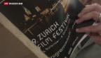 Video «Zürich wieder ganz im Zeichen des Films» abspielen
