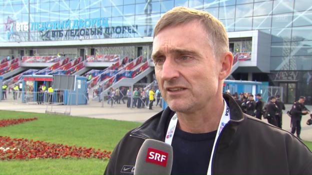 Video «SRF-Experte Christian Weber über Gegner Norwegen» abspielen