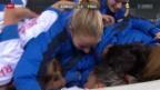 Video «Fussball: FCZ-Frauen in der Champions League» abspielen