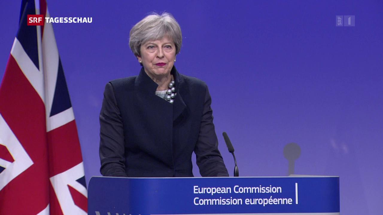 Kein Durchbruch bei den Brexit-Verhandlungen