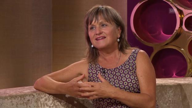 Video «Gardi Hutter über ihre Pläne» abspielen