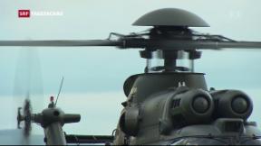 Video «Helikopter-Absturz: kein technischer Defekt» abspielen