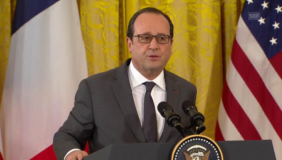 Hollande zu Russland