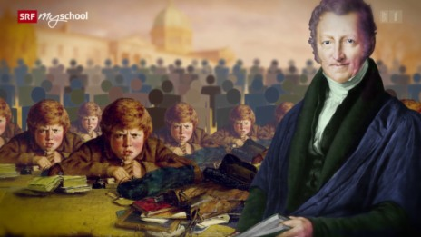 Link öffnet eine Lightbox. Video Science Gossip: Thomas Robert Malthus (12/13) abspielen