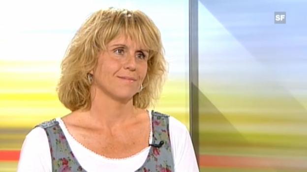 Video «Interview mit Cornelia Mainini, Wildtierbiologin» abspielen