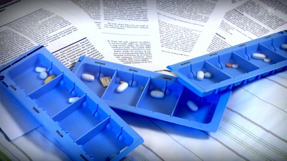 Medikamentenfehler in Spitälern