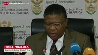 Video «Südafrika - Bestechungsvorwurf» abspielen