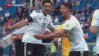 Video «Confederations Cup: Deutschland gewinnt gegen Australien» abspielen