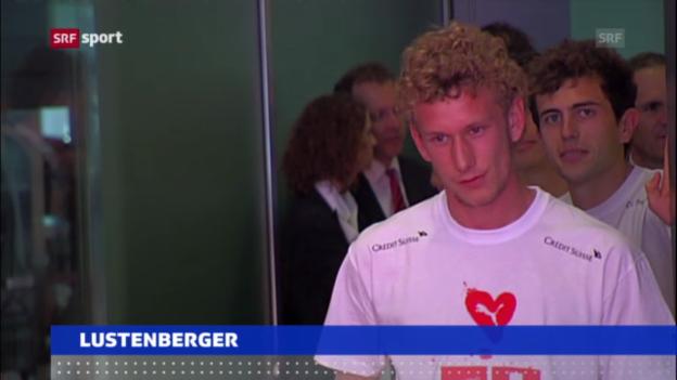 Video «Fussball: Lustenberger wird Hertha-Captain» abspielen