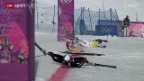Video «Teil 5: Der Skicross-Bewerb der Männer» abspielen