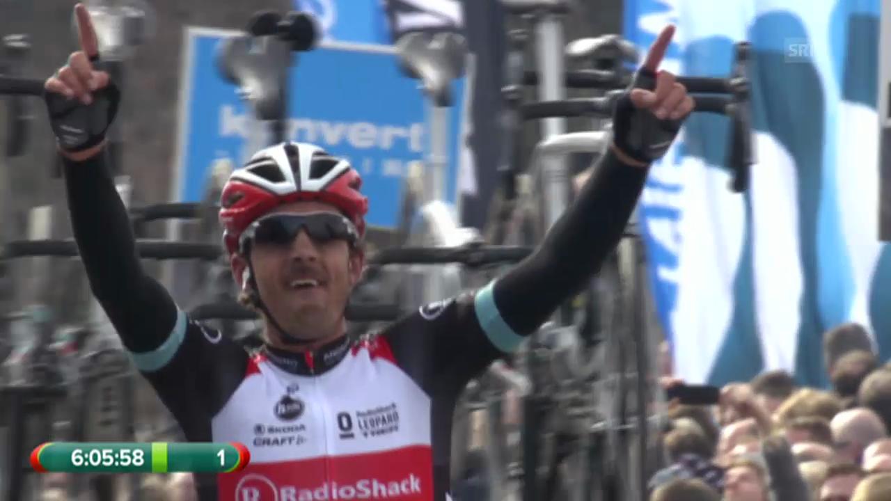 Rad: Cancellaras Frühjahrs-Klassiker 2013