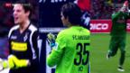 Video «Fussball: 3 Natigoalies - 3 Erfolgsgeschichten» abspielen