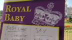 Video «Wetten auf das royale Baby» abspielen