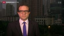 Video «SRF-Korrespondent Pascal Nufer zu den Explosionen» abspielen