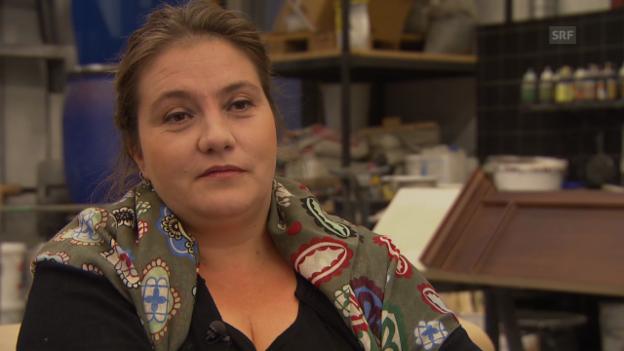 Video ««Kulturknigge» Film – mit Bettina Stucky» abspielen