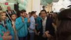 Video «Österreichs schmutziger Wahlkampf im Endspurt» abspielen