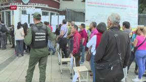 Video «Venezuela wählt widerwillig einen Verfassungsrat » abspielen