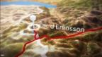 Video «Live vom Emosson-Staudamm, Hüttenleben» abspielen