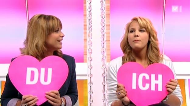 Video ««Ich oder Du» mit Yasmin-Melanie und Schwester Chanelle» abspielen