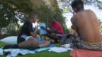 Video «Migranten ertrinken besonders häufig» abspielen