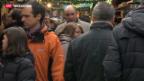 Video «Weihnachts-Einkaufstourismus» abspielen