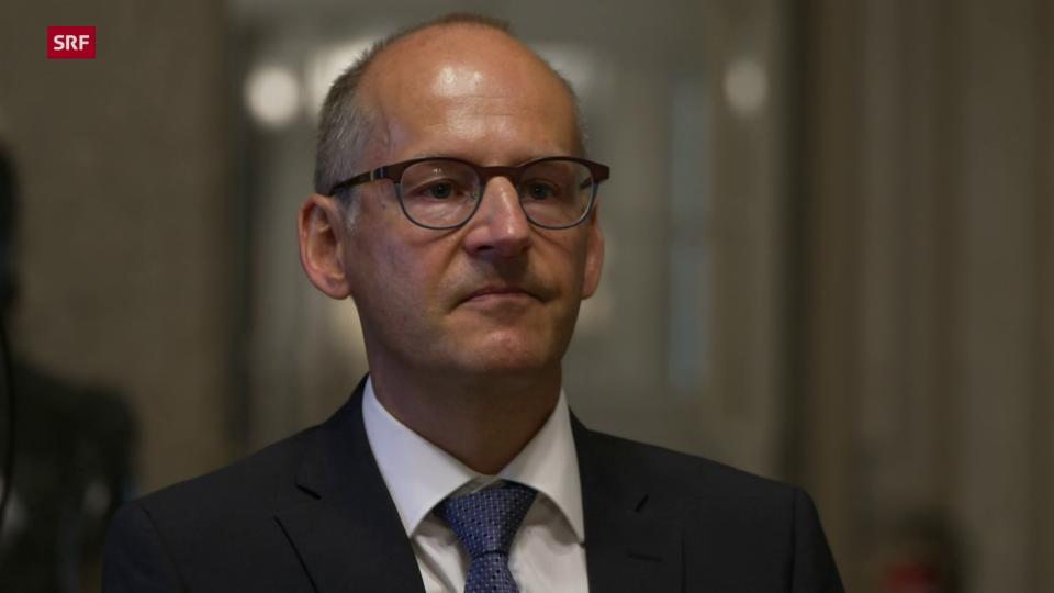 Adrian Goetschi, VBS-Projektleiter: «Alternativ-Konzept ist untauglich»