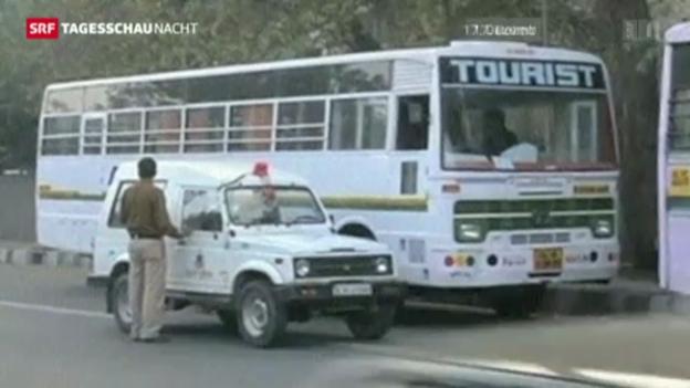 Video «Vergewaltigungs-Prozess in Indien» abspielen