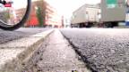 Video «Zürich sucht den perfekten Randstein» abspielen