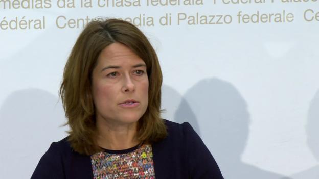 Video «Gössi will einen Kandidaten aus der lateinischen Schweiz» abspielen