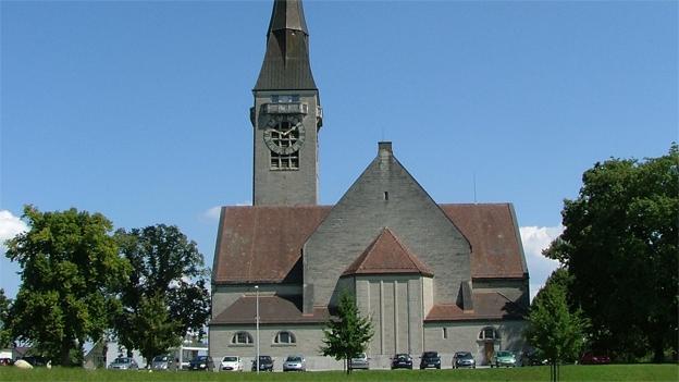 Glockengeläut der reformierten Kirche in Romanshorn