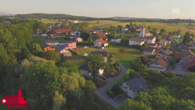 Video «Dorfporträt: Corserey (FR)» abspielen