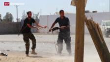 Video «Fruchtbarer Boden für Terror» abspielen