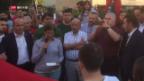 Video «Der lange Arm von Erdogan führt in die Schweiz» abspielen