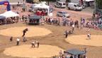 Video «Westschweizer Schwingfest in Genf» abspielen