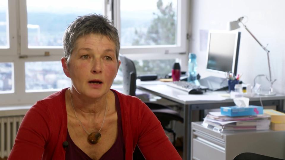 Claudia Maurer, Fachfrau sexuelle Gesundheit im Spitalzentrum Biel: «Die Frauen sind nicht allein.»