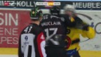 Video «Bern verliert Faustkampf und Spiel in Freiburg» abspielen