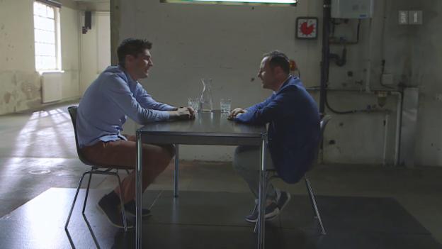 Video «Claudio Zuccolini trifft Franco Marvulli» abspielen