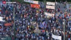 Video «Griechenland gegen den Rest der Welt» abspielen